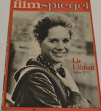 FILMSPIEGEL 24. APRIL 1974 - LIV ULLMAN  (FS 182)