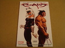 MARVEL COMIC / WOLVERINE & THE BLACK CAT - CLAWS