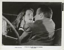 """WILD RIVER""-ORIGINAL PHOTO-MONTGOMERY CLIFT-LEE REMICK-IN CAR"