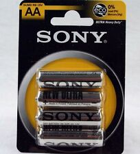 24x SONY Batterie Zink-Chlorid Ultra R6 Mignon AA 1,5V