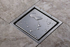 New Bathroom Shower Floor Drain Washer Waste Drain Modern Square Grate