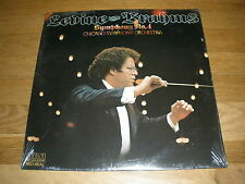 LEVINE conducts Brahms LP Record - Sealed
