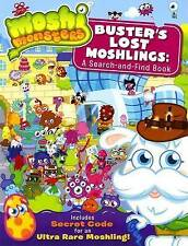 Moshi Monsters: Buster's Lost Moshlings: A Search-and-Find Book by Penguin Bo...