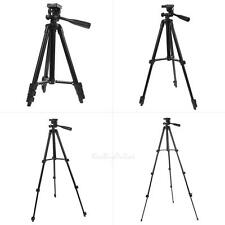 Professional Camera Aluminum Tripod Stand Holder Ajustable Height For Smartphone