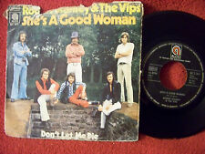 Robert Stanley & the Vips - She´s a good woman / Don´t let me die   rare Alco 45
