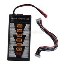 Parallel Charging Board Balance T Plug for Lipo 2S-6S XT60 Battery Charger Line