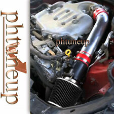 RED BLACK fit 2003-2006 INFINITI FX35 G35 3.5 3.5L V6 AIR INTAKE KIT SYSTEMS