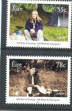 Ireland-Scouting- mnh set of 2 (1840/1)