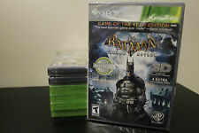 Batman: Arkham Asylum -- Game of the Year Edition  (Xbox 360, 2010) *New/Factory