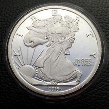 2015 Silver American Eagle Design 5 oz .999 Fine Silver Coin Proof-Like
