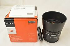 #639 Excellent! Sony DT 35mm F/1.8 SAL 35F18 With Many Accessories From Japan