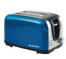 BOS& SARINO 2 Slice Full Stainless Steel Middle Brushed Toaster Beautiful Design