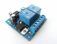 BLOCKsignalling Simple Shuttle Train Controller with Adjustable Delay SS1