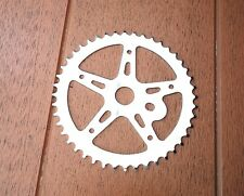 NOS 44t Chainring for 1 Plece crank sprocket Old school BMX Haro GT