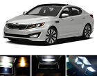 Xenon White Vanity / Sun visor LED light Bulbs for Kia Optima (2 Pcs)