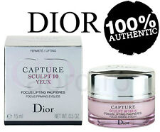 100%AUTHENTIC SEALED DIOR CAPTURE SCULPT 10 YEUX FOCUS FIRMING EYELIDS EYE CREME