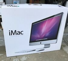 "Apple iMac 27"" Box Only MC813LL/A"