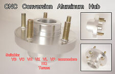 CNC Aluminum Brake Hub (pair) suit VB VC VH VK VN VP holden commodore HQ,Torana