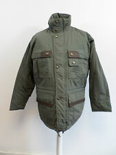Canda Green Men's Coat - To Fit 38 Inch Chest - Box6438 M