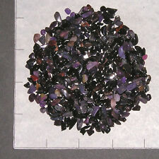 SUGILITE Mix 'A' purple mauve 4-10mm tumbled, 2 oz bulk xmini stones Bustamite