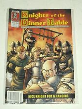 KNIGHTS OF THE DINNER TABLE #80 KENZER & COMPANY JUNE 2003