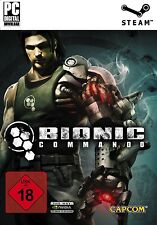 Bionic Commando - STEAM - KEY - Code - Download - Digital - PC