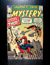 COMICS: Thor: Journey into Mystery: Thor #95 (1963) -RARE (daredevil/avengers)