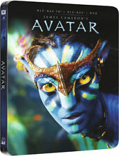 Avatar 3D - Limited Edition Steelbook (Blu-ray 2D/3D) BRAND NEW!!