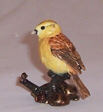 Country Artists Blenheim Birds Yellowhammer Sitting