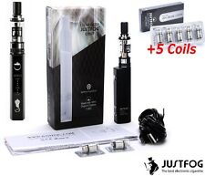 Justfog Q16 kit E-Zigarette set E-cigarette Verdampfer + 7 coils 100% AUTHENTIC