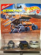 JPL SOJOURNER MARS ROVER HOT WHEELS '96 ACTION PACK