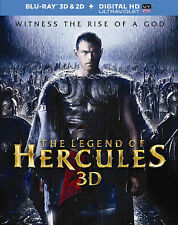 The Legend of Hercules 3D (BluRay MOVIE) BRAND NEW
