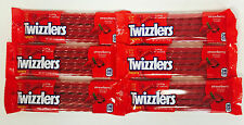 Twizzlers Strawberry 6ct Candy Set FREE SHIPPING