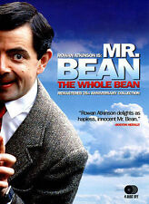 Mr. Bean: The Whole Bean Complete Series FREE SHIPPING