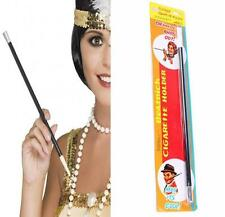 CIGARETTE HOLDER 34 cm Charleston Flapper Fancy Dress Up 1920s Costume Xmas Gift