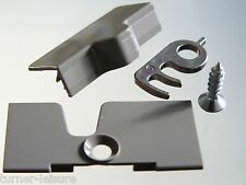 DOMETIC FRIDGE DOOR LOCK ASSEMBLY ELECTROLUX FRIDGE DOOR CATCH KIT IN GREY 7607