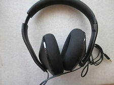 Microsoft Xbox One Stereo Black Gaming Headband Headsets --NO ADAPTER INCLUDED