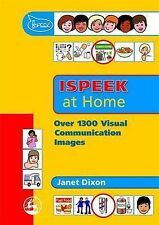 Ispeek at Home: Over 1300 Visual Communication Images by Janet Dixon (CD-ROM,...