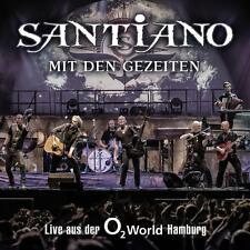 Santiano mit den Gezeiten LIVE  O2 world CD Album Neuware foliert (OVP)