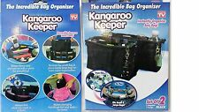 KANGAROO KEEPER Small & Large 2pc Hand bag Purse Organiser Secure Any Handbag