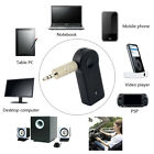 Bluetooth Music Audio Stereo Adapter Receiver for Car AUX IN Home Speaker MP3 HS
