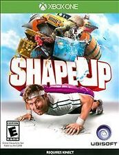XBOX ONE SHAPE UP BRAND NEW & FACTORY SEALED - FREE SHIPPING!