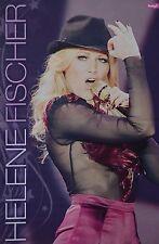HELENE FISCHER - A3 Poster (ca. 42 x 28 cm) - Plakat Schlager Fan Sammlung NEU