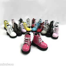 Mimi Collection MSD DOC 1/4 Bjd Obitsu 60cm Doll Boots High Hill Shoes CHERRY