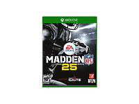 Xbox one 1 Madden 25 NFL Football NEW Sealed REGION FREE