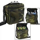 Springbok Shooters Shoulder Field Duffle Bag - Insulated Beverage Camo Cooler
