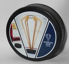 CANADA TEAM IIHF official hockey puck 2015 SPENGLER CUP Davos Switzerland EVENT