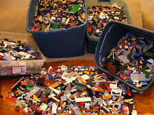 2 Pounds Of LEGO'S Bulk Lot Brick Parts Pieces 100% Lego Star Wars, City, Etc