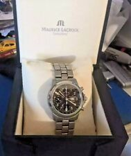 Maurice Lacroix Croneo 39721 with ETA7750 Mechanical (Automatic) NO RESERVE
