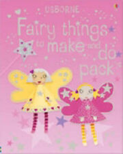Christmas Fairy Things to Make and Do (Usborne Activities), Gilpin, R., New Book